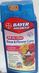 Bayer Advanced All-In-One Rose & Flower Care Systemic Pesticide