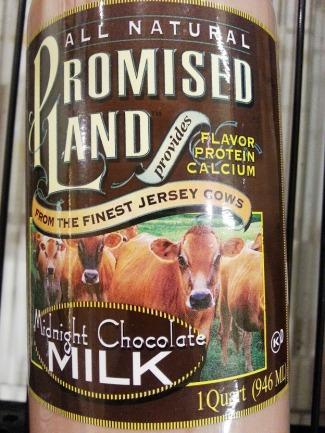 promise land milk