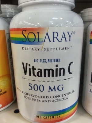 synthetic vitamin c