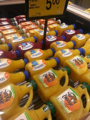 Top Selling Orange Juice Brands