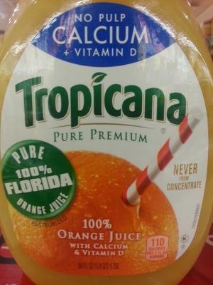 tropican oj